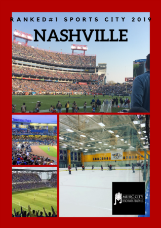 Nashville Named Best Sports City 2019