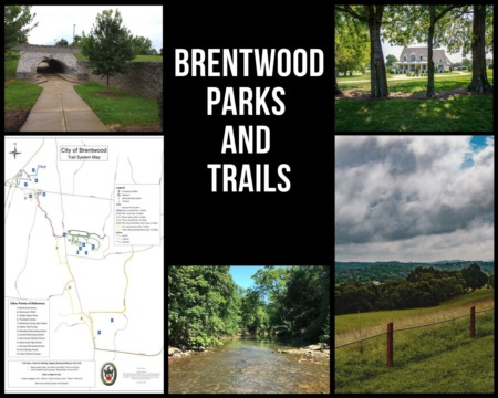 Brentwood Living: Parks & Trails