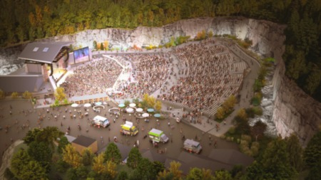 New Amphitheater in Franklin to Open in 2021