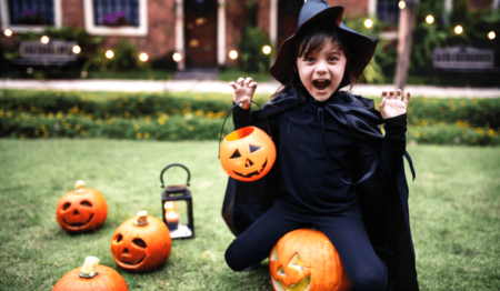 10 Ultra-Easy (and affordable) Kids Halloween Crafts