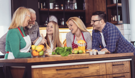 All In the Family: 5 Tips For Multi-Generational Living