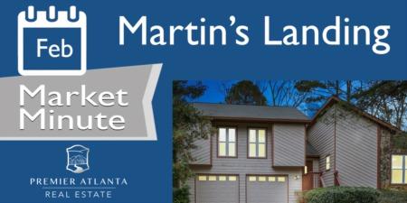 Martin's Landing Market Minute, February 2019