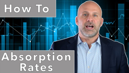 How To Show Value To Clients Using Statistics - Absorption Rates