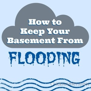 Keep your Indianapolis basement from flooding