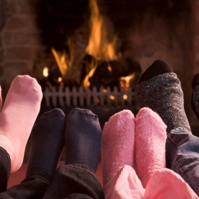 How to enjoy a nice fireplace in Zionsville this winter