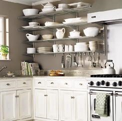 Organize your kitchen for cooking with ease