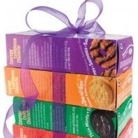 Buy Girl Scout cookies, support a future business woman!
