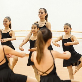 Find Indianapolis dance programs for kids