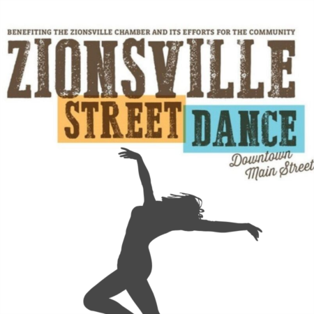 Dance the night away at the Zionsville Street Dance!