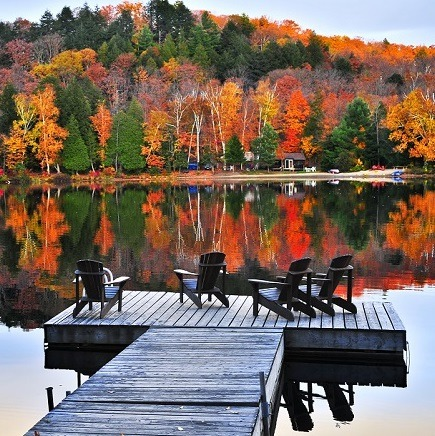 Weekend getaway: Finding tranquility at the lake