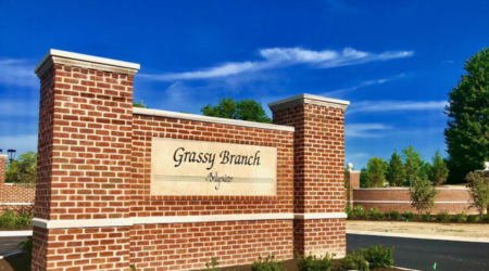 Build a luxury home in Carmel's Grassy Branch at The Bridgewater Golf Club