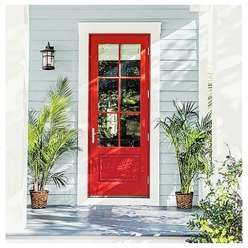The Symbolism Behind a Red Front Door