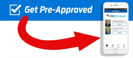 Get Pre-Approved to Buy a Home Today!