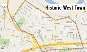 Introducing an Emerging Nashville Neighborhood:  Historic West Town