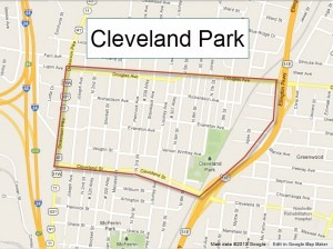 Here's another Nashville Emerging Neighborhood: Cleveland Park