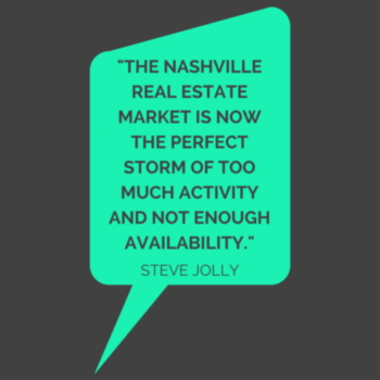 How to Beat the Nashville Real Estate Market