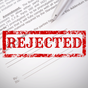 Was Your Best Offer Rejected?