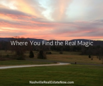 Where You Find the Real Magic!
