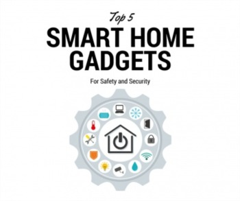 Top 5 Smart Home Gadgets for Safety and Security