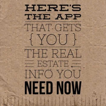 Here's the app that gets you the real estate info you need on the go