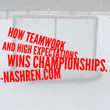 How teamwork and high expectations wins championships