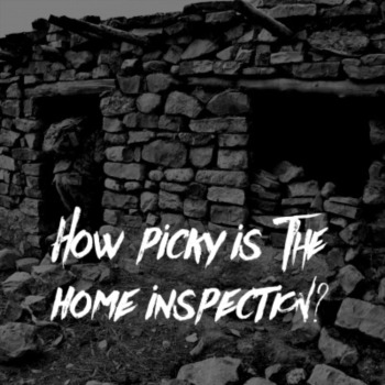 How picky is the inspection?