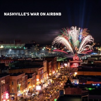 Nashville's War on AirBnB