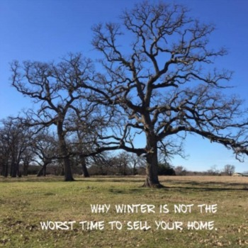 Why winter is not the worst time to sell your home