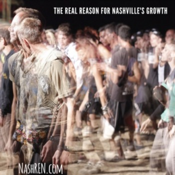 The real reason for Nashville's growth
