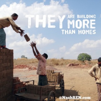 They are building more than homes
