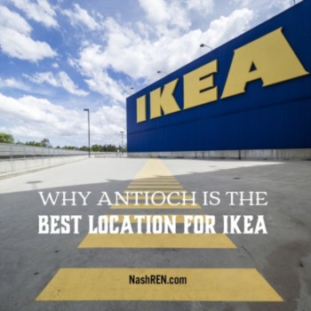 Why Antioch is the best location for IKEA in Nashville