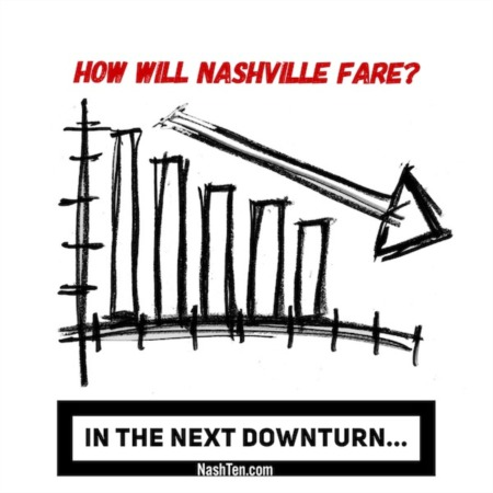 How Will Nashville Fare In The Next Downturn?
