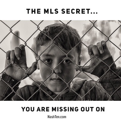 The MLS secret that you are missing out on