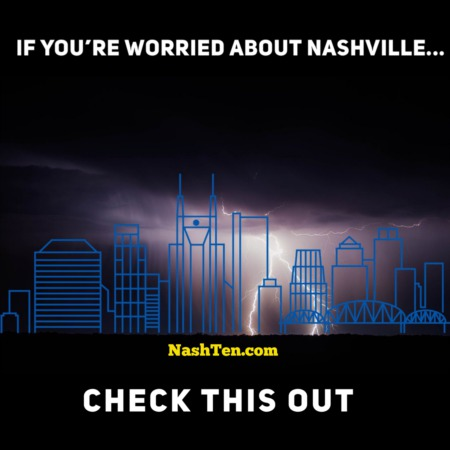 If You're Worried About Nashville, Look Here