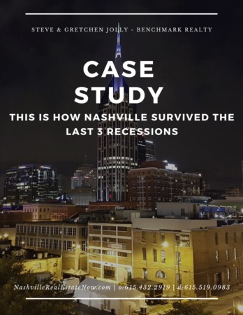 This is what the last 3 recessions tell us about Nashville