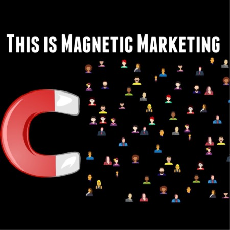 This is Magnetic Real Estate Marketing