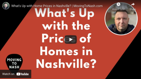 What's Up with Nashville Prices?