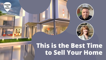 When is the best time to sell your Nashville Home?