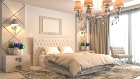 Ways To Keep Your Master Bedroom Look Fresh