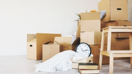 What To Do With Your Stuff When Downsizing