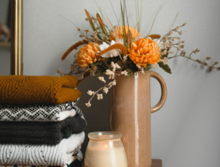 Fall Decor Home Selling Tips