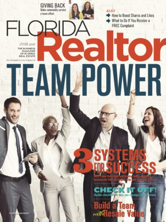 Lisa and Ashley Treu featured Florida Realtor Magazine!