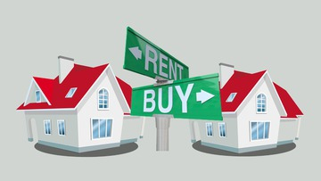 The Gloves are Off - Buying versus Renting