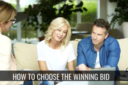 Choosing the Winning Offer