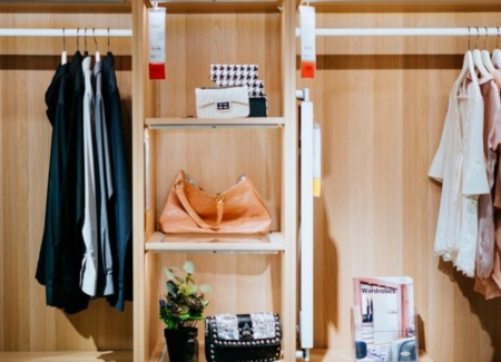 Top 5 Small Closet Staging Tips