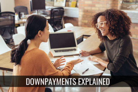 Downpayment's Explained