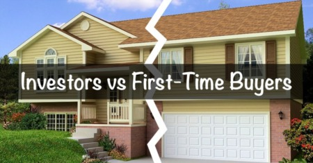 Investors vs First-Time Homebuyers In Today's Market