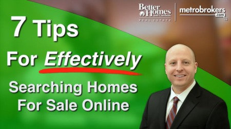 7 Tips To Improve The Effectiveness Of Your Online Home Search