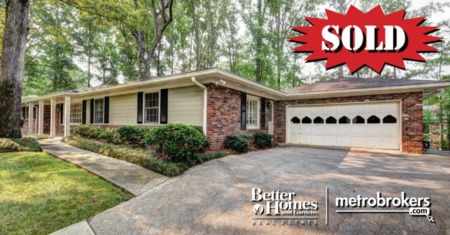 1716 Moonstone Ct, Decatur GA - SOLD!
