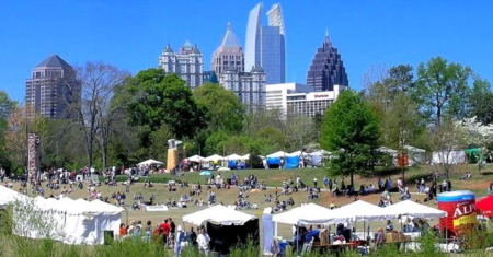 Popular Atlanta Events - April 2015